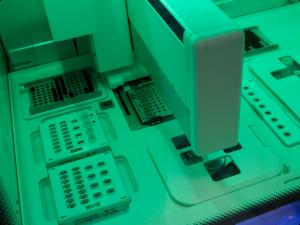 Latvijas Finieris develops virus test device