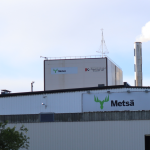 Metsä Wood's sales improving